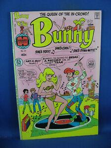 BUNNY 21 FILE COPY LAST ISSUE FRUITMAN 1976