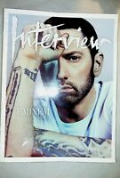 Interview Magazine Eminem December January 2018