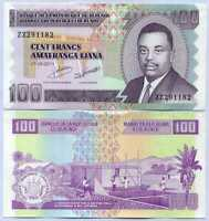 BURUNDI 2000 Francs 2015 Replacement ZZ UNC P.52