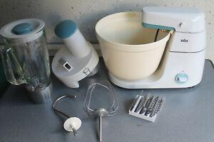 BRAUN KM31 Küchenmaschine Retro Vintage