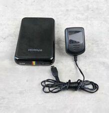 Polaroid - ZIP Mobile Instant Wireless Pocket Printer - Black - ZINK  TESTED