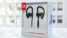 NEW Beats by Dr. Dre Powerbeats 3 Wireless In Ear Headphones Authentic - Black