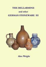 Bellarmine Bartmann Baardman Stoneware Steinzeug  III     Museum Swaffham