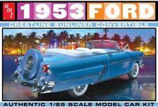 AMT 1/25 PLASTIC MODEL KIT 1953 FORD CRESTLINE SUNLINER CONV AMT1026
