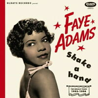 FAYE ADAMS-SHAKE A HAND : THE HERALD YEARS 1953-1956-JAPAN MINI LP CD C94