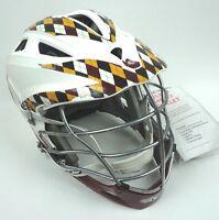 CASCADE Lacrosse Helmet Minnesota Elite Pro-fit Protective Face Mask USA