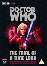 Doctor Who The Trial of a Timelord 5014503242220 With Joan Sims DVD Region 2