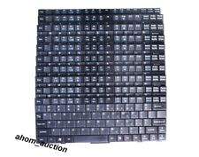 LOT OF 10 PANASONIC TOUGHBOOK CF-18 CF-19 STANDARD KEYBOARD (US)