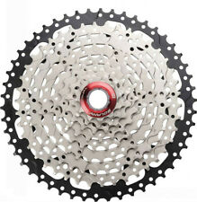 Bolany MTB Bicycle Freewheel 11-50T Mountain Bikes Cassette 9 Speed Sprockets