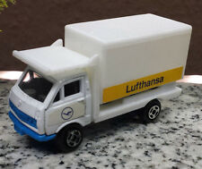 Welly Lufthansa LKW Transporter Catering Service 1:64 Modellauto