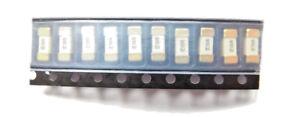 FUSE 10A Nano 125v LF10A Fast acting  6.1mmx2.69mm Littlefuse 0451010.MRL x5pcs