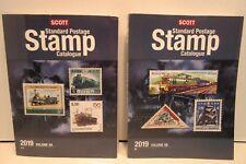 Scott 2019 Worldwide Stamp Catalogue Volume 4 A/B Worldwide Countries J-M