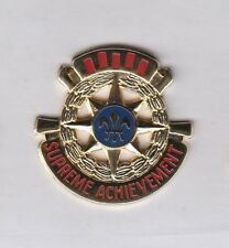 US Army 335th Personnel & Administration Bn P&A Replacement crest DUI badge P-23