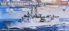 ACADEMY 1:350 KIT U.S. NAVY GUIDED MISSILE US. OLIVER HAZARD PERRY FFG-7 14102