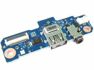 55.Q5AN2.001 LS-H501P IO FOR ACER Audio USB Socket Port Board 1050K1/1650