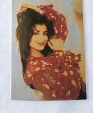 Paula Abdul Spellbound New Unused 1991 Postcard Post Card #1