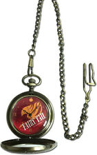 Fairy Tail Guild Logo Pocket Watch Anime Manga NEW