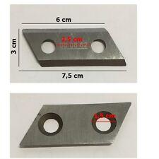 Lama di ricambio (1 PEZZO) per biotrituratore Lux Tools 401122