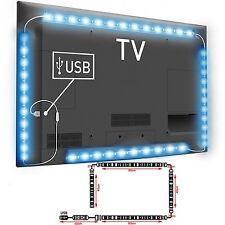 Modern Colour Changing 5V RGB LED Strip 200CM TV PC Monitor Back Light TOP-MA