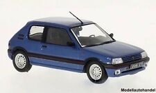 Peugeot 205 GTI Metallic-Bleu 1992 - 1:43 whitebox