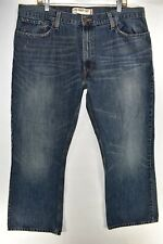 Levi's 527 Mens Jeans Low Bootcut Leg Size 40x30 Medium Wash Meas 39x31 Boot Cut