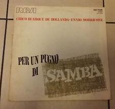 Chico Buarque De Hollanda - Ennio Morricone – Per Un Pugno Di Samba - RARISSIMO
