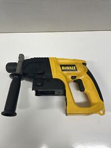 Dewalt 24v Sds Rotary Hammer Drill Dw005 Bare Unit Body Only Good Condition