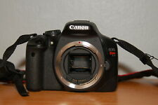 Canon T2i EOS Rebel DSLR - Body Only w/ Battery