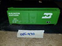 BURLINGTON NORTHERN 199250 FREIGHT CAR, HO SCALE, dec970