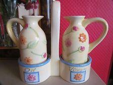 Vintage Oil & Vinegar Set by Rayware Housewares