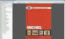 Michel Sudeuropa 2017 Southern Europe stamps catalog in P.D.F
