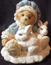 "Cherished Teddies Sonja ""Holiday Cudd 00004000 les"" 622818 1994"