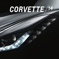 2014 STINGRAY COUPE CORVETTE - DEALER BOOK BROCHURE - C7 14 CHEVROLET LT1 - NEW