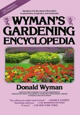 Wyman's Gardening Encyclopedia Donald Wyman Huge Reference Book 1221 pp 1987