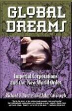 Richard Barnet, et al, GLOBAL DREAMS *SIGNED* 1994 HBDJ 1ST/1ST NEW!
