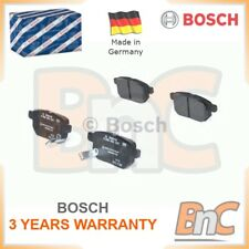 BOSCH REAR DISC BRAKE PAD SET FOR SUBARU FOR TOYOTA 0986494255 0446621020