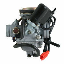 Carburetor Fuel Carb For GY6 125cc 150cc 4 stroke Engine ATVs Kazuma Baja Kymco
