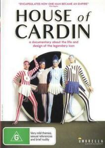 House Of Cardin (DVD) NEW/SEALED [Region 4]