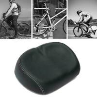 Comfort Soft Wide Big Bum Bike Bicycle Saddle Seat Cover Cushion Cycling B1C5