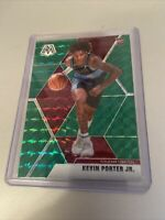 2019/20 MOSAIC BASKETBALL KEVIN PORTER JR. GREEN PRIZM ROOKIE CARD RC CAVALIERS