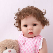 "16""Full Body Silicone Reborn Baby Doll Anatomically Realistic Doll Gift +Clothes"