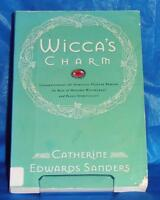 """4 book collection on  WITCHCRAFT / 'Wicca Charm"""" / """"Field Guide to Witches""""++++"""