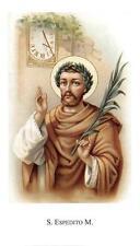 """Pensiero immagine immagine sacro preghiera Immagine Holy card """"h3892"""" S. espe dito M."""