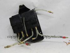 BMW 7 series E38 91-04 V12 5.4 rear seat lumbar air valve solenoid pirelli valve