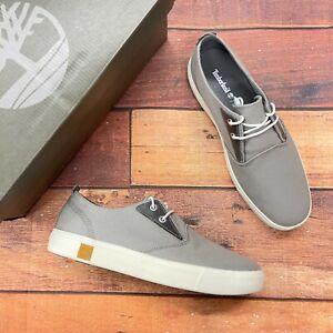 Timberland Men's Amherst Lightweight Oxford Shoes - Light Grey