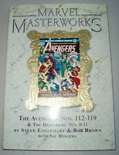 Marvel Masterworks #179 AVENGERS Collector's Edition Variant LTD to 930 Reprints