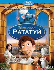 Ratatouille (Blu-ray) En,Rus,Arabic,Bulgarian,Polish,Portuguese,Romanian,Turkish