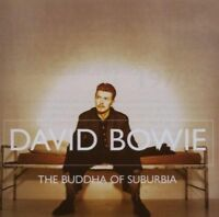 David Bowie - Buddha Of Suburbia NEW CD