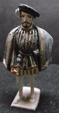 Figurine Historique GUSTAVE VERTUNNI - ROI HENRI II - Années 40-50