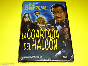 LA COARTADA DEL HALCON / THE FALCON´S ALIBI English/Español Precintada